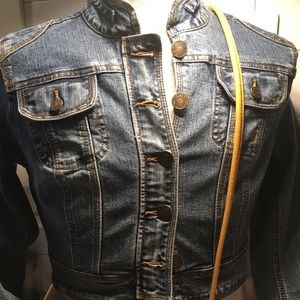 NOBO Denim Blue Jean Jacket
